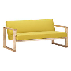 Tetra Lemongrass Love Seat