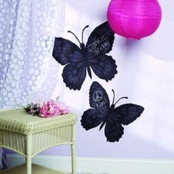 Butterfly Mural -