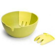 Contemporary Serving And Salad Bowls by Joseph Joseph
