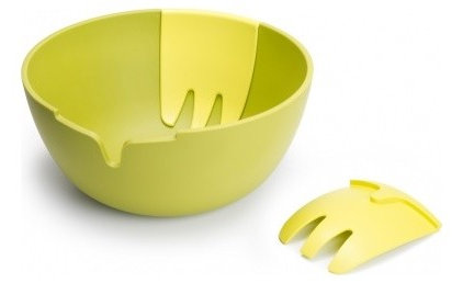 Contemporary Serving And Salad Bowls by Joseph Joseph