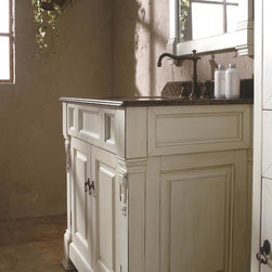 "36"" Genoa Single Bath Vanity - Cottage -"