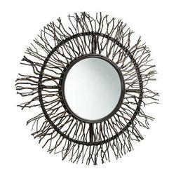 Branch Round Mirror - Branch Round Mirror