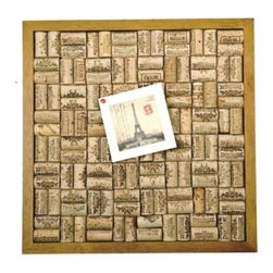 Franmara - Cork Bulletin Board Set With Hook - This gorgeous 16 Inch Square Shaped Cork Bulletin Board Set with Hanging Hook has the finest details and highest quality you will find anywhere! 16 Inch Square Shaped Cork Bulletin Board Set with Hanging Hook is truly remarkable.