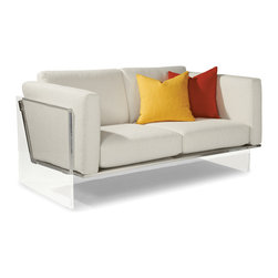 Get Smart Studio Sofa by Milo Baughman from Thayer Coggin - Thayer Coggin Inc.