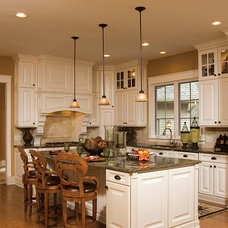 Traditional Kitchen by Parr Cabinet Design Center - NE Portland