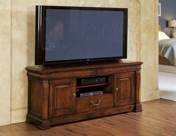 Traditional Entertainment Centers And Tv Stands by National Furniture Supply