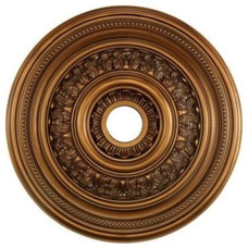 Contemporary Ceiling Medallions by Home Depot