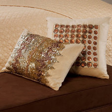 Eclectic Decorative Pillows by Colin Cowie