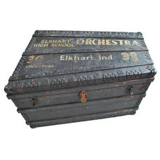 eclectic storage boxes by Etsy
