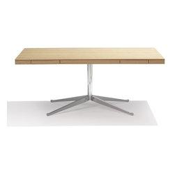 Knoll - Knoll | Florence Knoll Executive Desk - Design by Florence Knoll, 1954.
