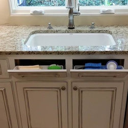 Traditional Kitchen Sink Accessories Find Sink Caddy And