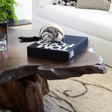 Transitional Coffee Tables by Urrutia Design