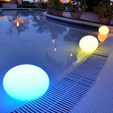 Modern Outdoor Lighting by LightKulture.com