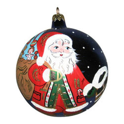 Radko - Radko Ho - Ho - Holly (00-3520) Holiday Christmas Ornament R1 - Radko Ho - Ho - Holly (00-3520) Holiday Christmas Ornament R1
