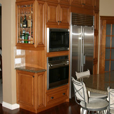 Traditional Kitchen Cabinetry by Superior Cabinets