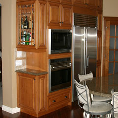 traditional kitchen cabinets by Superior Cabinets