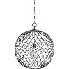 Chandeliers by Crate&Barrel
