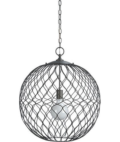 chandeliers by Crate&amp;Barrel