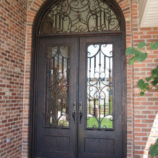 Front Doors by Midwest Iron Doors