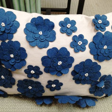 Decorative Pillows by Details of Design