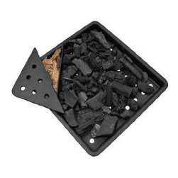 Napoleon - Napoleon Smoker Charcoal Tray - Smoker Charcoal Tray Fits: 450 / 600 / 750 Prestige Series and 485 / 605 / 730 Mirage Series. Smoker Charcoal Tray Fits: 450 / 600 / 750 Prestige Series and 485 / 605 / 730 Mirage Series.  This item cannot ship to APO/FPO addresses.  Please accept our apologies.
