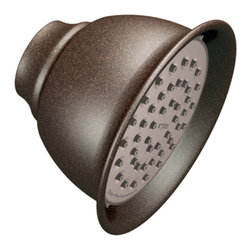 """Moen - Moen 6302EPORB Moen Single-Function 4-3/8"""" Diameter Showerhead - From finishes that are guaranteed to last a lifetime, to faucets that balance your water pressure perfectly, the Moen series sets the standard for exceptional beauty and reliable, innovative design."""