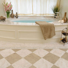 Modern Tile by CheaperFloors