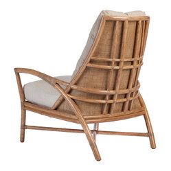 Petal Lounge Chair: A-104