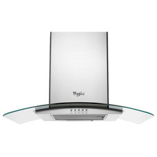 Contemporary Kitchen Hoods And Vents by Whirlpool