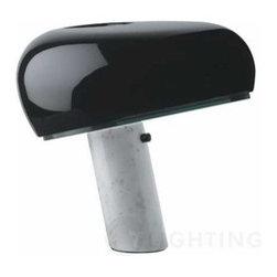 Flos - Flos | Snoopy Table Lamp - Design by Achille Castiglioni and Pier Giacomo Castiglioni, 1967.