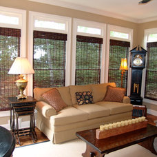 Traditional Window Treatments by The Witherington Design Group