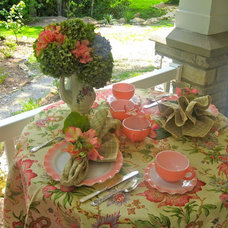 "Far Above Rubies: Girls' Tea with the Hazel Atlas ""Ripple"" Pink"