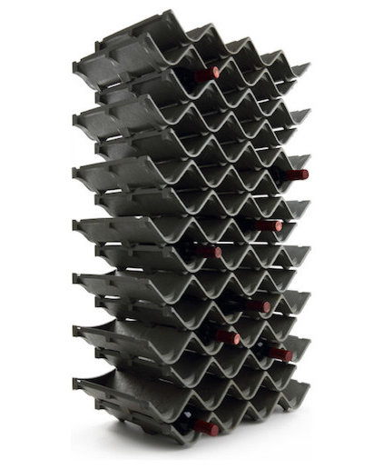 Eclectic Wine Racks by Manufactum