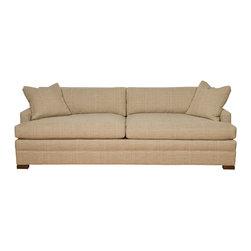 Vanguard Furniture - Vanguard Furniture Newberry Park Sofa 608-2S - Vanguard Furniture Newberry Park Sofa 608-2S