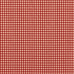 "84"" Curtain Panels, Lined, Crimson Gingham"