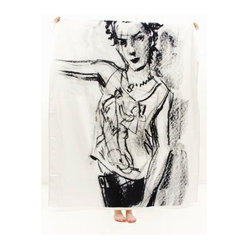 Art Production Fund: Elizabeth Peyton Towel