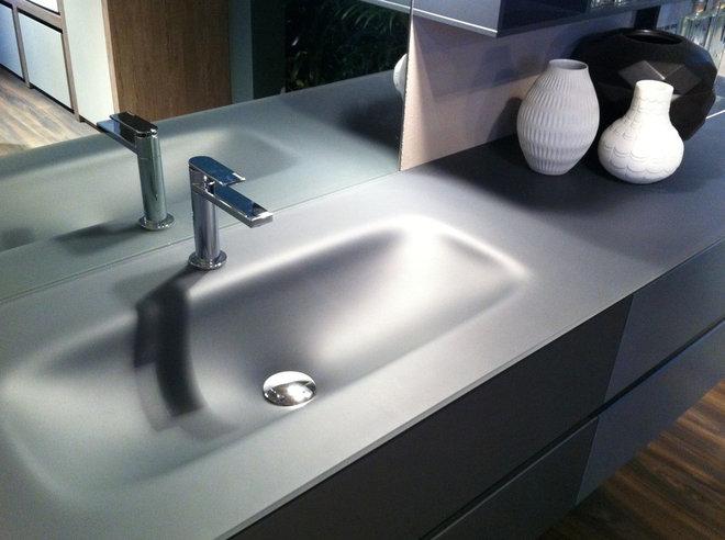 Contemporary  'My Evo Flow' bathroom set by Idea Group - CERSAIE 2013