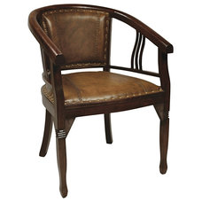 Mediterranean Chairs by Down Home Furnishings