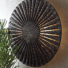 Eclectic Wall Lighting by Horchow