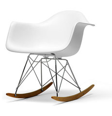 contemporary rocking chairs by Overstock