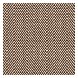 Brown Knit Chevron Fabric - Brown & ivory chunky handwoven chevron cotton knit. Perfect for adding luxurious texture & modern flare to any room.Recover your chair. Upholster a wall. Create a framed piece of art. Sew your own home accent. Whatever your decorating project, Loom's gorgeous, designer fabrics by the yard are up to the challenge!