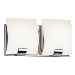 Sonneman Lighting - Sonneman Lighting 3882.01 Aquo Modern / Contemporary Wall Sconce - Sonneman Lighting 3882.01 Aquo Modern / Contemporary Wall Sconce