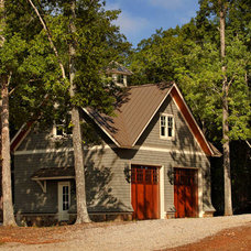 Traditional Exterior by Westend Interiors