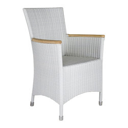 Amelia Chair - The next generation of ultraviolet and chemical resistant, weather proof.