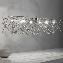 Terzani - Etoile Large Suspension Light | Terzani - Design by Christian Lava, 2012.