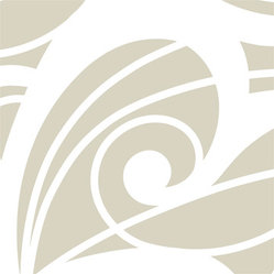 Champagne Swirl Linen Napkin (Set of Four)