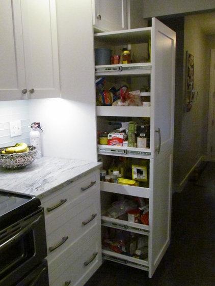 Modern Pantry Cabinets by Michelle Yaworski – Gem Cabinets Ltd