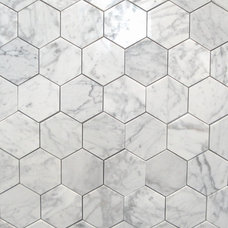 Traditional Floor Tiles by Cercan Tile Inc.