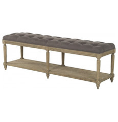 traditional benches by Jayson Home