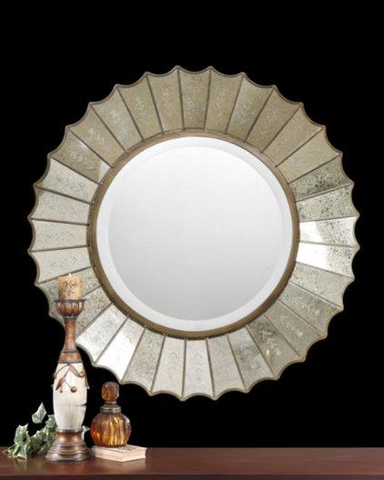 "Modern Wall Mirrors by Santa Monica Bay Lighting Since ""1976"""